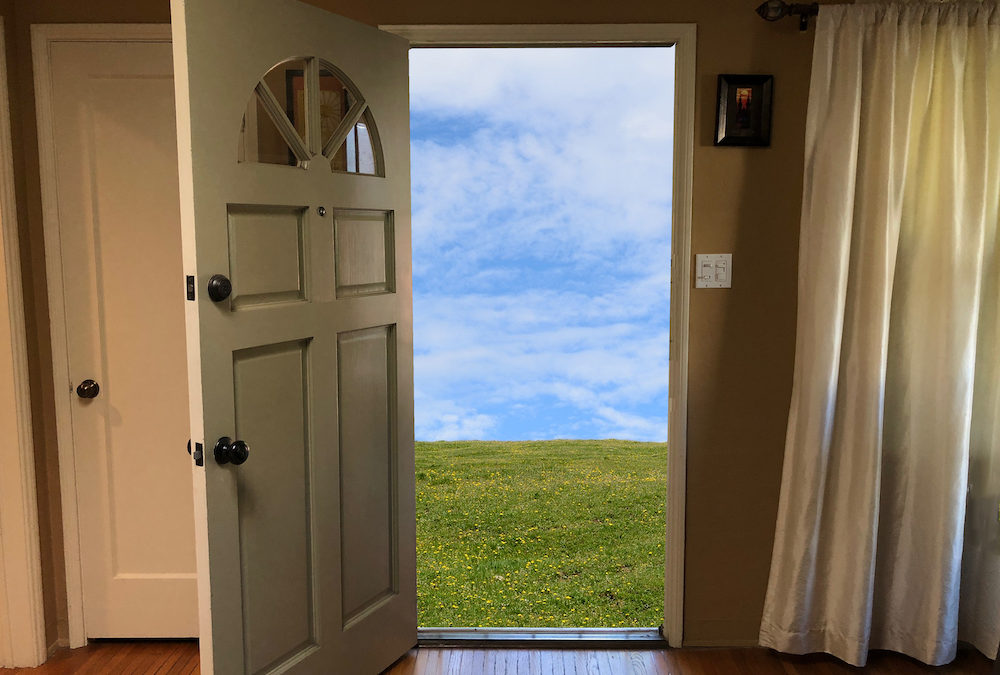 How to Open Doors